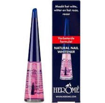 Herome Natural Nail Whitener preparat wybielający do paznokci 10ml