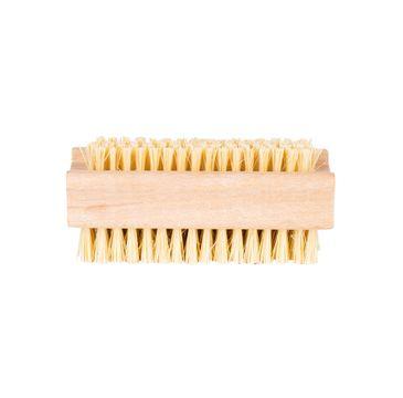 Hhuumm Szczoteczka do rąk w prostokątnej oprawie włókno tampico (1 szt.)