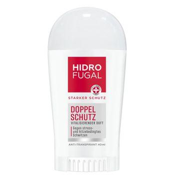 Hidrofugal – Doppel Schutz antyperspirant w sztyfcie podwójna ochrona (40 ml)