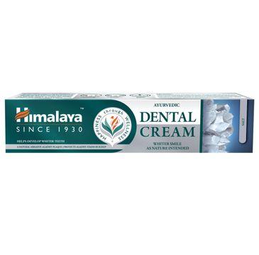 Himalaya Ayurvedic Dental Cream Toothpaste ajurwedyjska ziołowa pasta do zębów z solą (100 g)