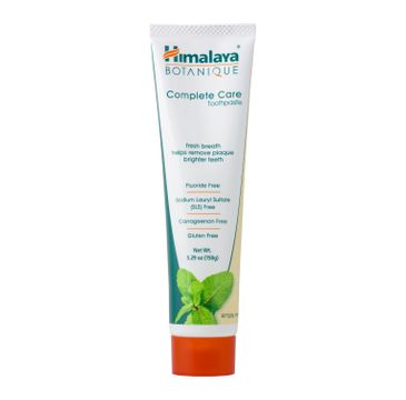 Himalaya Botanique Complete Care Toothpaste pasta do zębów Simply Mint 150g