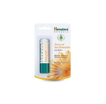 Himalaya Herbals balsam do ust ochronny Sun Protect 4.5 g