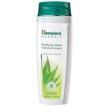 Himalaya Herbals Deep Cleansing Astringent Lotion oczyszczający tonik do twarzy 200ml