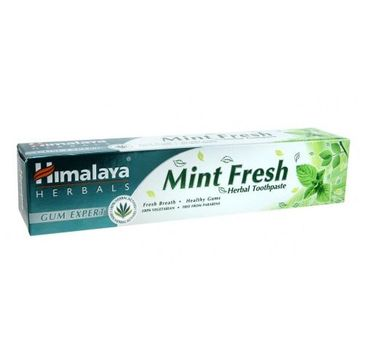Himalaya Herbals Herbal Toothpaste ziołowa pasta do zębów Mint Fresh 75ml