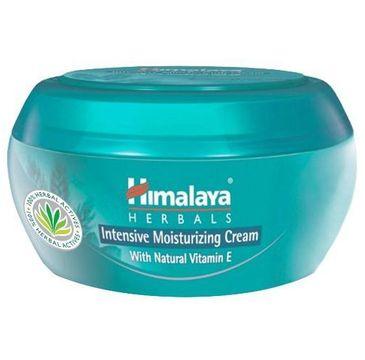 Himalaya Herbals Intensive Moisturizing Cream intensywnie nawilżający krem do twarzy i ciała 150ml