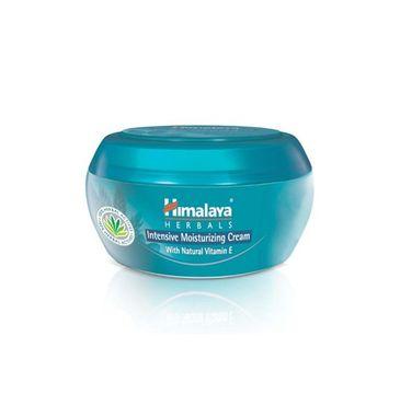 Himalaya Herbals Intensive Moisturizing Cream intensywnie nawilżający krem do twarzy i ciała 50ml