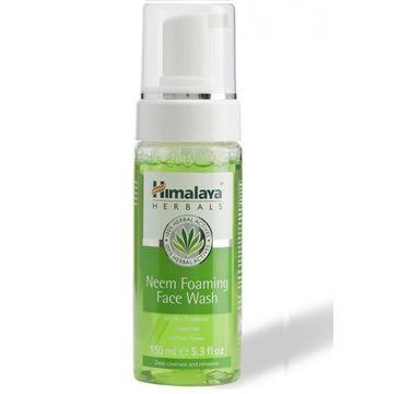 Himalaya Herbals Purifying Neem Foaming Face Wash pianka do mycia twarzy 150ml