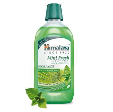 Himalaya Płyn do płukania jamy ustnej Mint Fresh (450 ml)