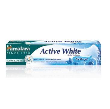 Himalaya –  Pasta-żel do mycia zębów Active-White (75 ml)