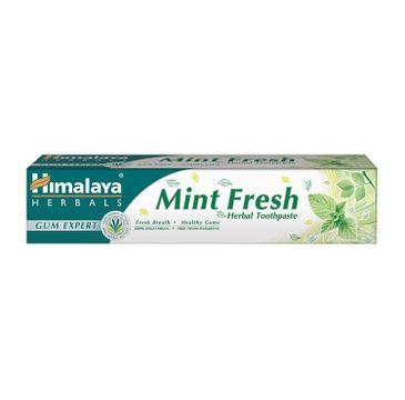 Himalaya – Pasta-żel do mycia zębów Mint Fresh (75 ml)