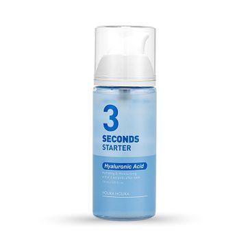 Holika Holika 3 Seconds Starter Hyaluronic Acid nawilżające serum-starter do twarzy z kwasem hialuronowym (150 ml)