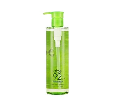 HOLIKA HOLIKA Aloe 92% Fresh Moisturizing Shower Gel delikatny żel pod prysznic 390ml