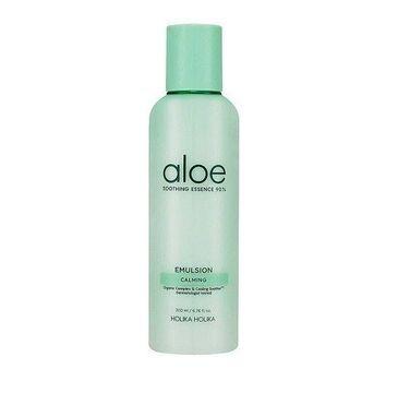 HOLIKA HOLIKA Aloe Soothing Essence 90% Emulsion nawilżająca emulsja z aloesem 200ml