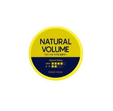 HOLIKA HOLIKA Biotin Style Care Natural Volume Wax wosk do stylizacji włosów 80g