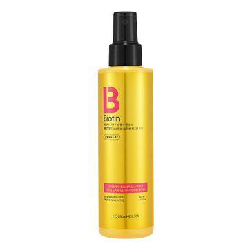 HOLIKA HOLIKA Biotin Style Care Ultra Fixing Spray lakier do włosów 180ml