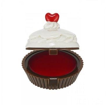 HOLIKA HOLIKA Desert Time Lip Balm Cupcake nawilżający balsam do ust 01 Truskawka 7g