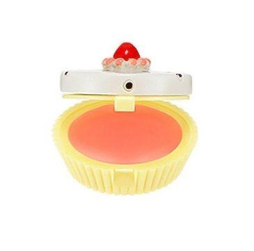 HOLIKA HOLIKA Desert Time Lip Balm Cupcake nawilżający balsam do ust 03 Brzoskwinia 7g