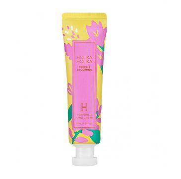 HOLIKA HOLIKA Freesia Blooming Perfumed Hand Cream nawilżający krem do rąk Kwiaty Frezii 30ml