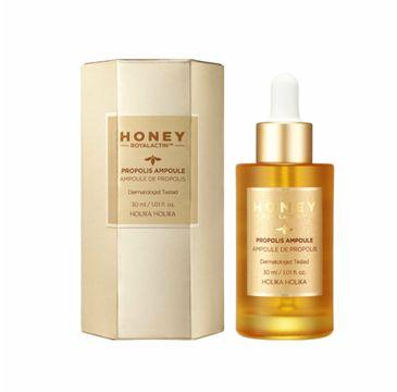 Holika Holika Honey Royalactin Propolis Ampoule liftingująca ampułka do twarzy z propolisem (30 ml)