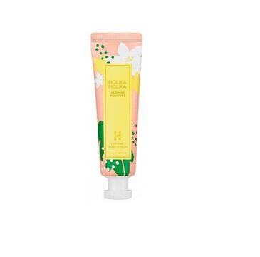 HOLIKA HOLIKA Jasmine Bouquet Perfumed Hand Cream nawilżający krem do rąk Jaśmin 30ml