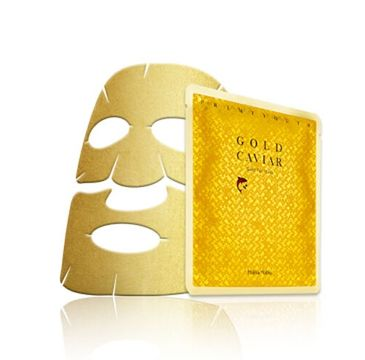 HOLIKA HOLIKA Prime Youth Gold Caviar Gold Foil Mask maseczka pielęgnująca do twarzy 25g