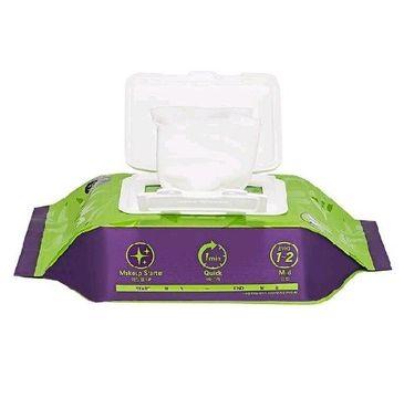 HOLIKA HOLIKA Pure Essence Morning Mask Green Tea nawilżająco-odświeżające maseczki do twarzy Zielona Herbata 30szt. 330g