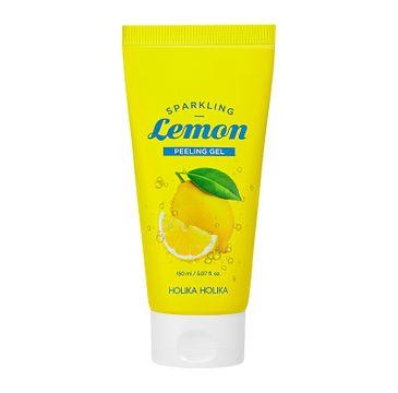 HOLIKA HOLIKA Sparkling Lemon Peeling Gel złuszczający peeling do twarzy 150ml