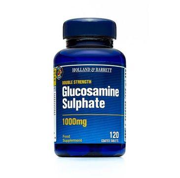 Holland & Barrett Siarczan Glukozaminy 1000mg suplement diety 120 tabletek