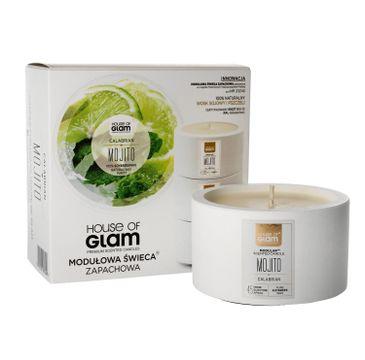 House Of Glam Modułowa Świeca zapachowa Calabrian Mojito 200 g
