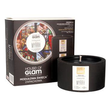 House Of Glam Modułowa Świeca zapachowa Frankincense Myrrh 200 g