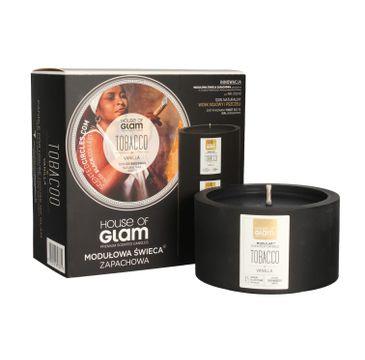 House Of Glam Modułowa Świeca zapachowa Tobacco & Vanilla 200 g