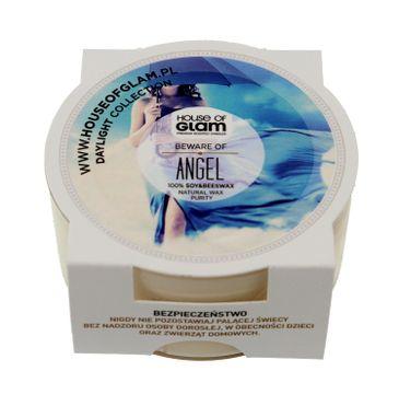 House Of Glam Świeca zapachowa mini Beware of Angel 45 g