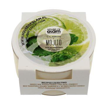 House Of Glam Świeca zapachowa mini Calabrian Mojito 45 g