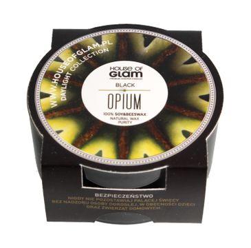House Of Glam Świeca zapachowa mini Opium 45 g