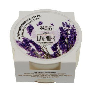 House Of Glam Świeca zapachowa mini Virgin Lavender 45 g