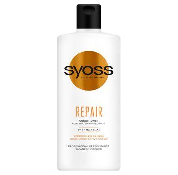 Syoss – Repair odżywka do włosów zniszczonych i suchych (440 ml)