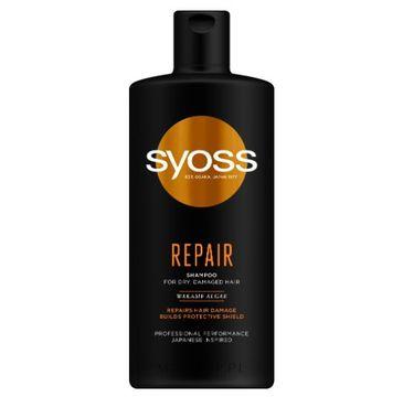 Syoss – Szampon do włosów zniszczonych Repair (440 ml)