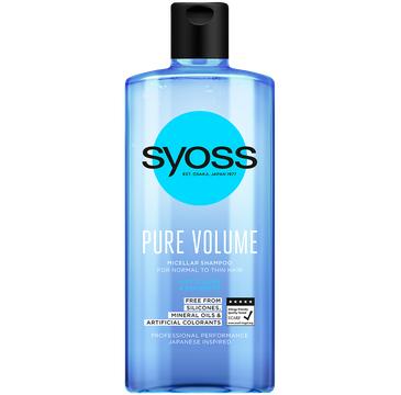 Syoss – Szampon Volume zwiększający objętość (440 ml)