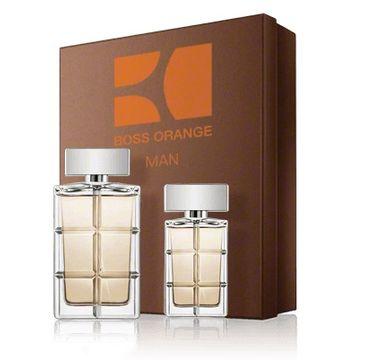 Hugo Boss Boss Orange Man zestaw woda toaletowa spray 100ml + woda toaletowa spray 40ml