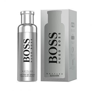 Hugo Boss Bottled On The Go woda toaletowa spray 100ml