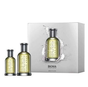 Hugo Boss Bottled zestaw woda toaletowa spray 100ml + woda toaletowa spray 30ml (1 szt.)