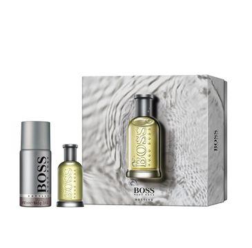 Hugo Boss Bottled zestaw woda toaletowa spray 50ml + dezodorant spray 150ml (1 szt.)