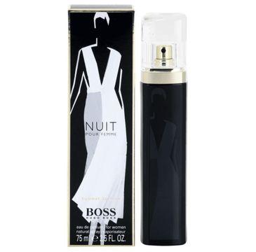Hugo Boss Nuit Pour Femme Runway Edition woda perfumowana spray 75ml