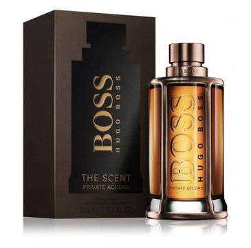 Hugo Boss  – The Scent Private Accord For Him woda toaletowa spray (200 ml)