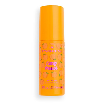 Makeup Revolution – matująca mgiełka do twarzy Tasty Peach (100ml)