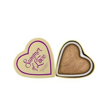 I Heart Revolution Blushing Hearts - Summer of Love Bronzer Bronzer do twarzy 10 g