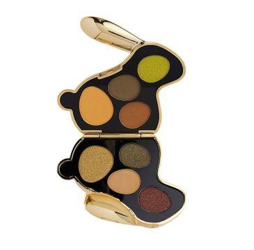 I Heart Revolution Bunny Stardust Eyeshadow Palette – paleta cieni do powiek (4,8 g)