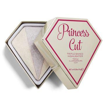 I Heart Revolution Diamond Princess Cut (rozświetlacz 10 g)