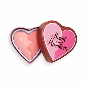 I Heart Revolution – Heartbreakers Matte Blush Róż matowy do twarzy Brave (10 g)