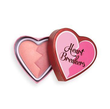 I Heart Revolution – Matowy róż do policzków Heartbreakers Matte Blush Independ (1 szt.)